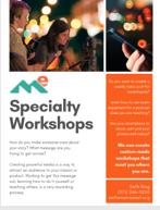 Thumbnail for MetroEast Specialty Workshops